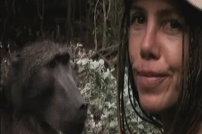 Baboon Woman